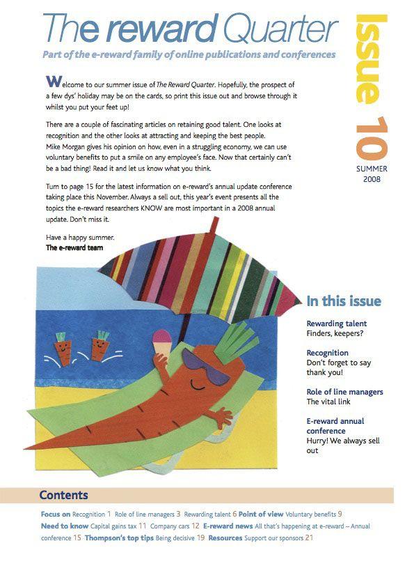 The Reward Quarter issue 10