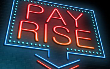 Pay awards hit four-year high – XpertHR
