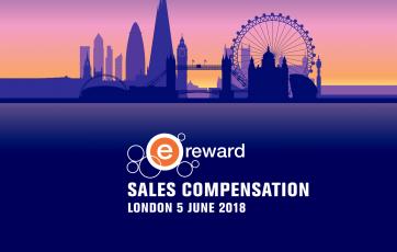 WELCOME to E-reward's Sales Compensation 2018