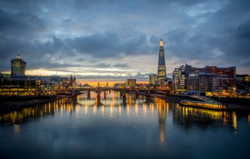 London tops most-attractive-city ranking – Colliers International